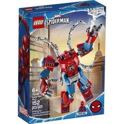 Lego 76146 Armadura Robótica de Spider-Man