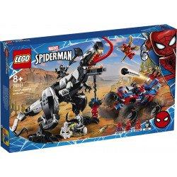 LEGO Marvel Super Heroes 76151 Trampa del Venomosaurio