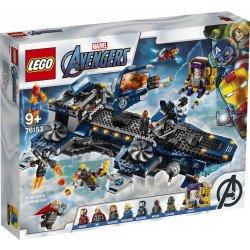 LEGO Marvel Avengers 76153 Helitransporte de los Vengadores