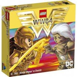 LEGO® DC  Comics Super Heroes 76157 Wonder Woman™ vs Cheetah