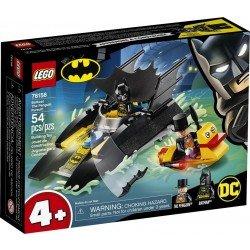 LEGO® DC Comics Super Heroes 76158 ¡Caza del Pingüino en la Batlancha!