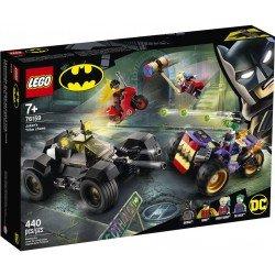 LEGO® DC Comics Super Heroes 76159 Persecución de la Trimoto del Joker