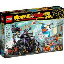 LEGO 80007 Iron Bull Tank