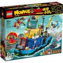 LEGO 80013 Monkie Kid's Team Secret HQ