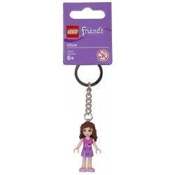 Lego 853551 Llavero de Olivia