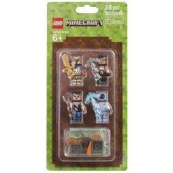 LEGO® MINECRAFT? SKIN PACK 2