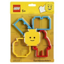 LEGO® Merchandise 853890 Cookie Cutters